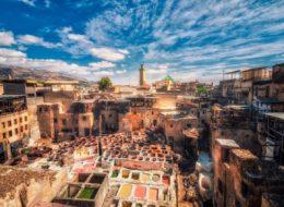 О стране Марокко