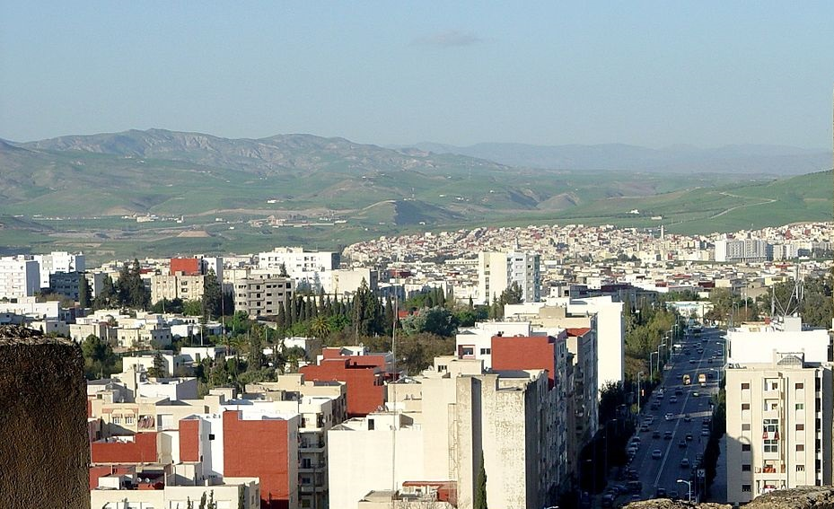 Таза город в Марокко