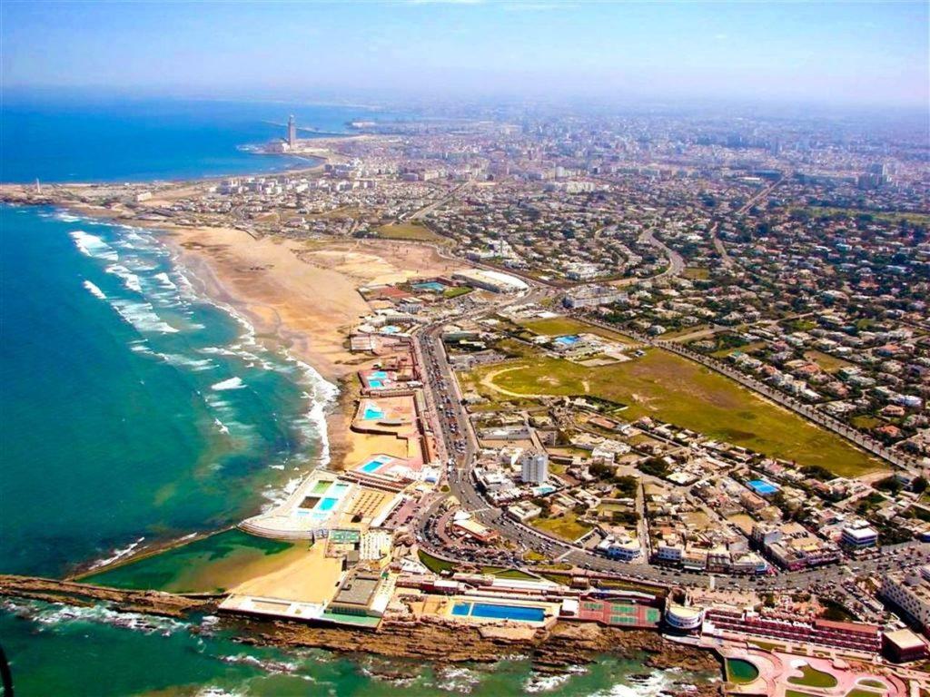 Марокко - город Касабланка