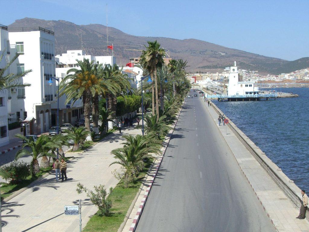 Надор город в Марокко