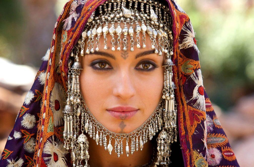 Население Марокко