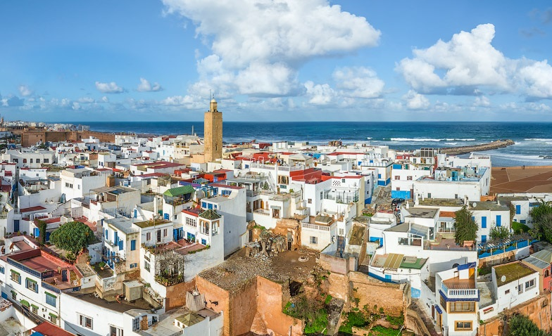 Рабат город в Марокко