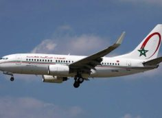 Boeing 737-700 Royal Air Maroc