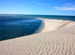 Пляж Дракон в Марокко