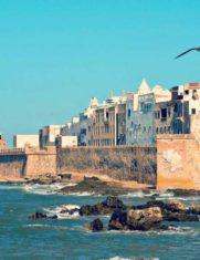 Крепость Эс-Сувейра город в Марокко