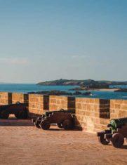 Крепость порта Скала в городе Эс-Сувейра