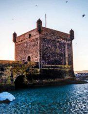 Борж Эль Бармиль крепость в городе Эс-Сувейра