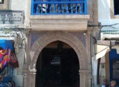 Вход в Музей сиди Мохаммед бен Абдаллы