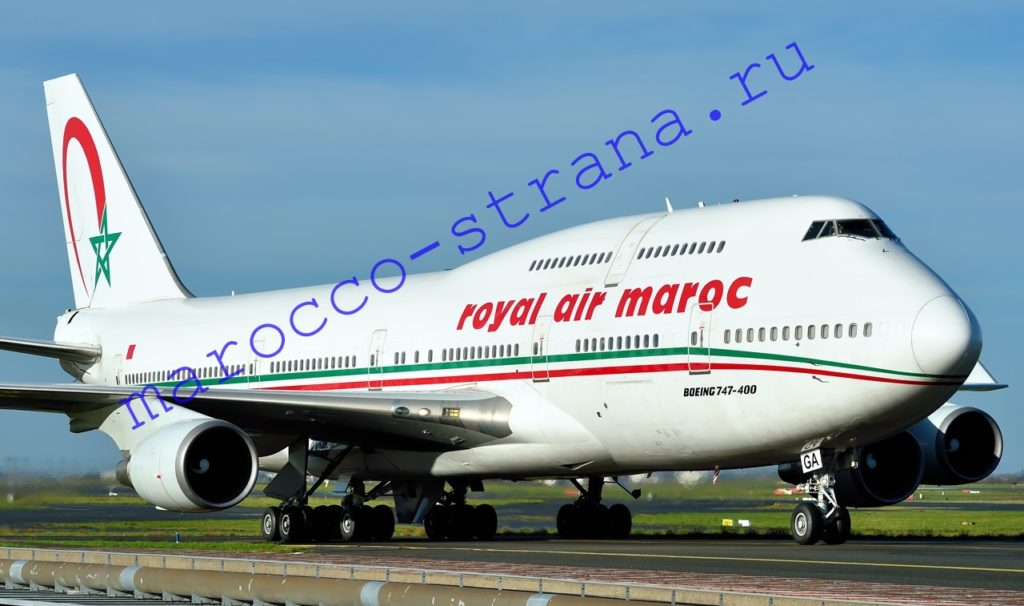 Сколько лететь в Марокко из Москвы